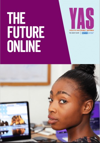 The Future Online Report Cover